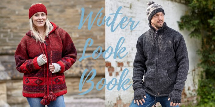 Winter Look book