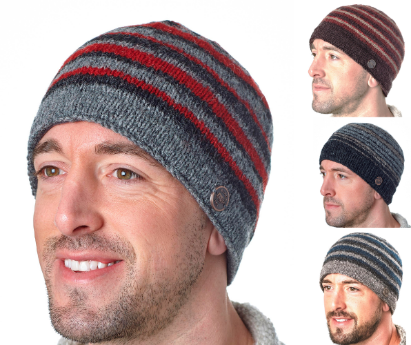 Top ten men's wool hats