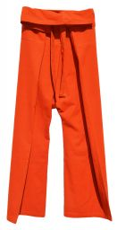 'Fisherman's'  trousers - Rust