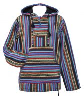 Gheri striped pullon - blue/multi coloured