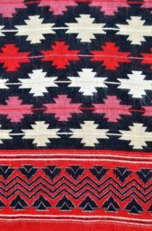 Maltese - Blanket/shawl - Black M/C