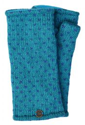 Fleece lined wristwarmer - tick - Breeze