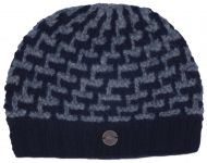 Pure Wool - Steps Beanie - Black
