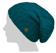 Basket weave slouch - Pacific