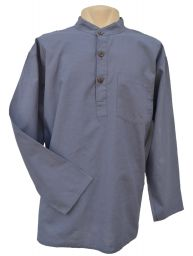 Flax shirt - Grey