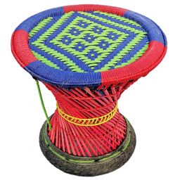 Mudha stool - assorted colours