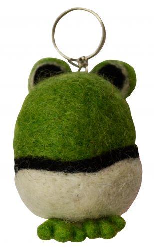 Felt - Keyring - Frog