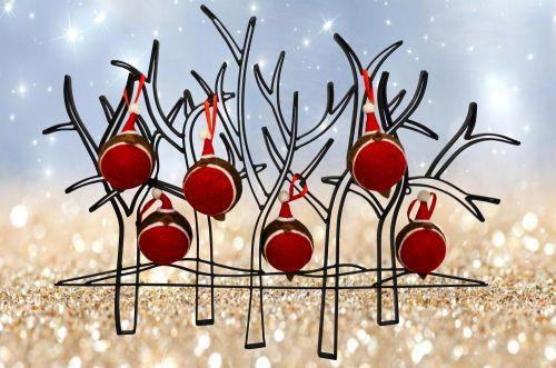 Felt - Christmas Bauble - Robin