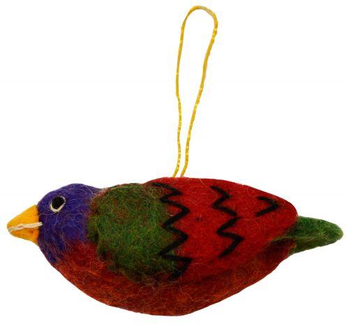 Felt - Christmas Decoration - Bird